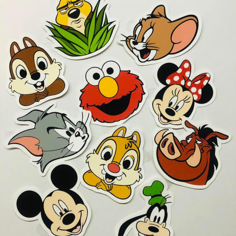 Стикерпак Cartoons