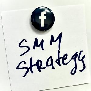 Магнит Facebook