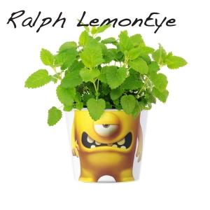 MyFacepot Plantmonster Ralph Lemoneye