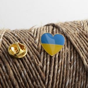 Значок Серце України