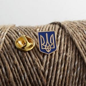Значок Герб Украины мини