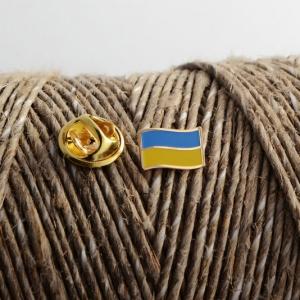 Значок Прапор України міні