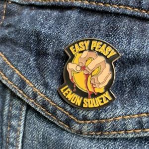 Значок Easy peasy lemon squezy