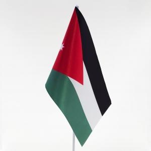 Прапорець Йорданії