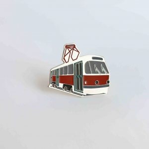 Значок Київський трамвай