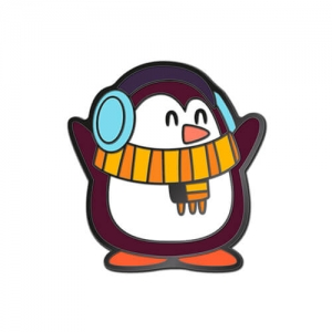 Значок Пингвин