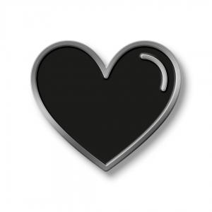 Значок Black Heart