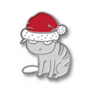 Значок Hat & Cat