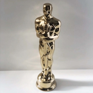 Vidznaka Оскар с микрофоном