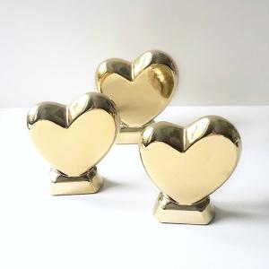 Vidznaka Сердце gold