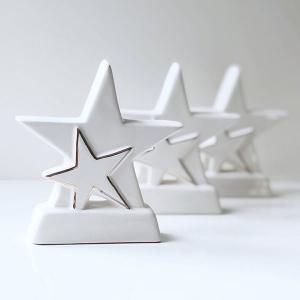 Vidznaka Полярная звезда white