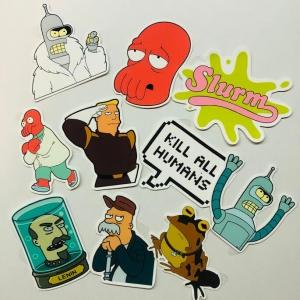 Стикерпак Futurama