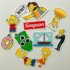 Стікерпак The Simpsons