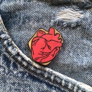 Значок Серце