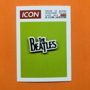 Значок The Beatles