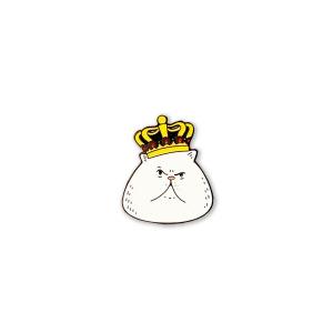 Значок Kot v korone
