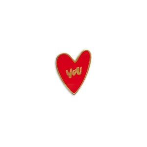 Значок Love you